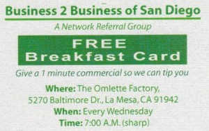 Business-2-Business-Referral-Group