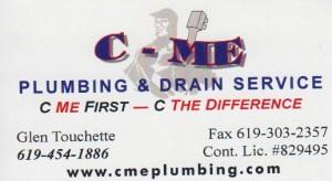 C-Me-Plumbing-Drain-Service