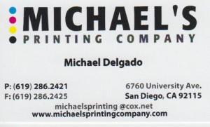 Michaels-Printing-Company