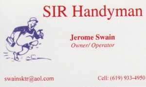 SIR-Handyman