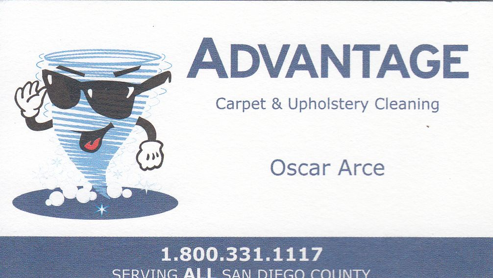 Advantage Carpet & Upholstery Cleaning