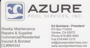 Azure Pool Services