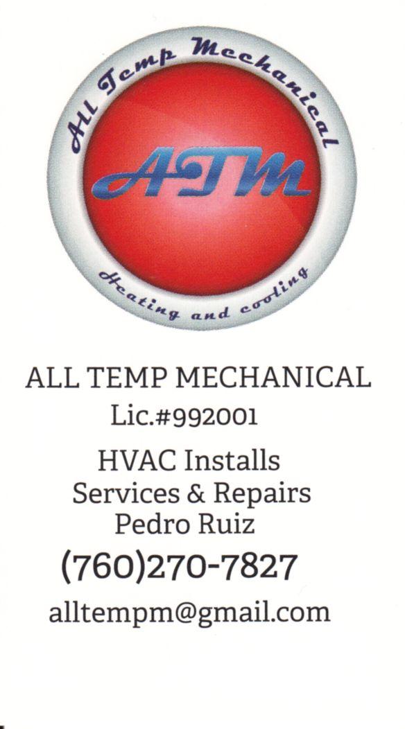 All Temp Mechanical HVAC